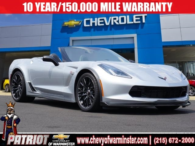 2017 Chevrolet Corvette for sale at PATRIOT CHEVROLET OF WARMINSTER