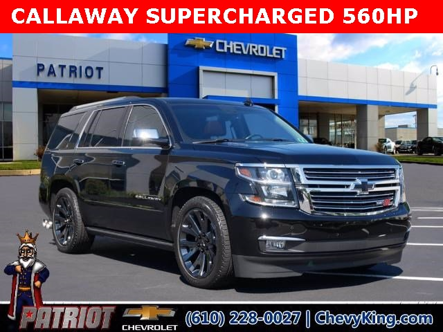 2019 Chevrolet Tahoe for sale at Patriot Auto Group