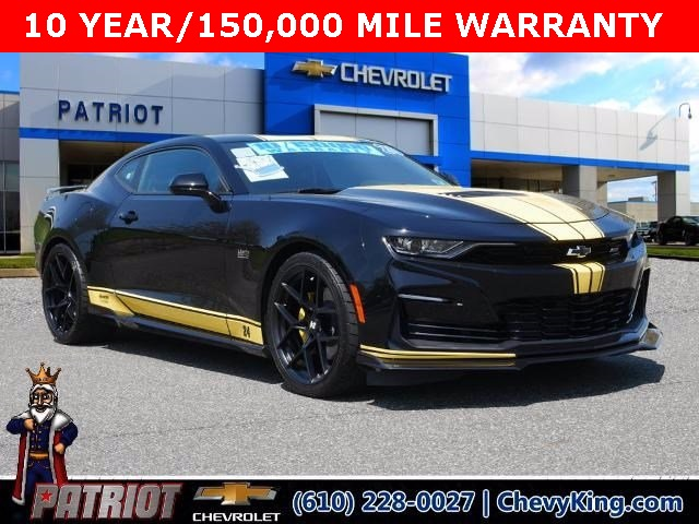 2020 Chevrolet Camaro for sale at Patriot Auto Group