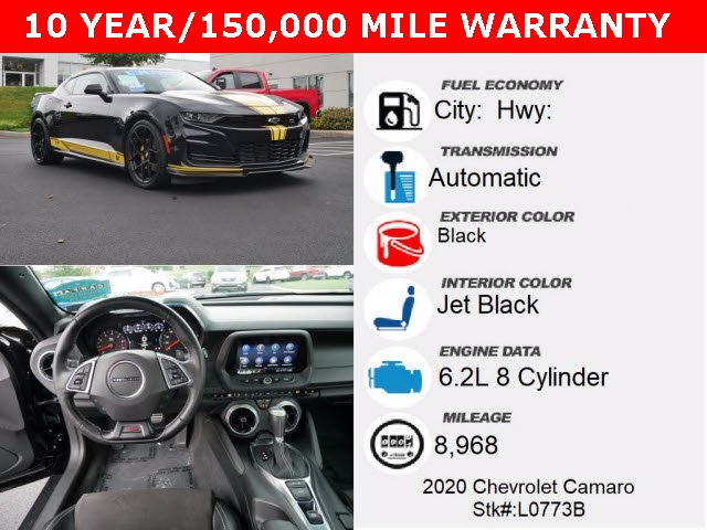 2020 Chevrolet Camaro SS for sale at PATRIOT CHEVROLET OF LIMERICK