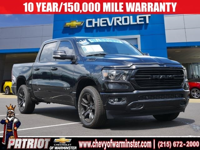 2020 Ram 1500 for sale at PATRIOT CHEVROLET OF WARMINSTER