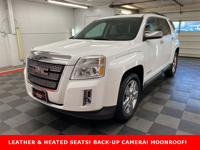 2014 GMC Terrain SLT-2 for sale at Don Sitts Auto Group