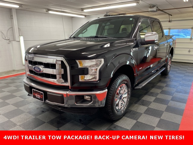 2016 Ford F-150 XLT for sale at Don Sitts Auto Group