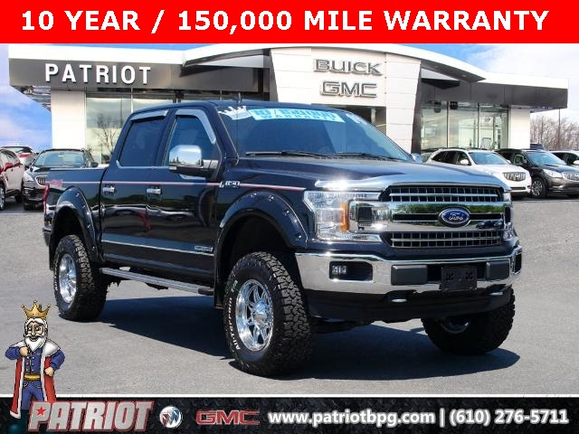 2019 Ford F-150 for sale at PATRIOT BUICK GMC OF BOYERTOWN
