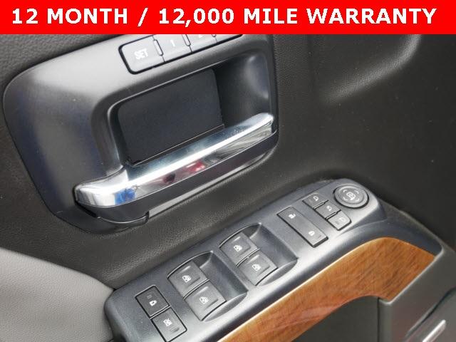 2014 Chevrolet Silverado 1500 LTZ for sale at PATRIOT BUICK GMC OF BOYERTOWN