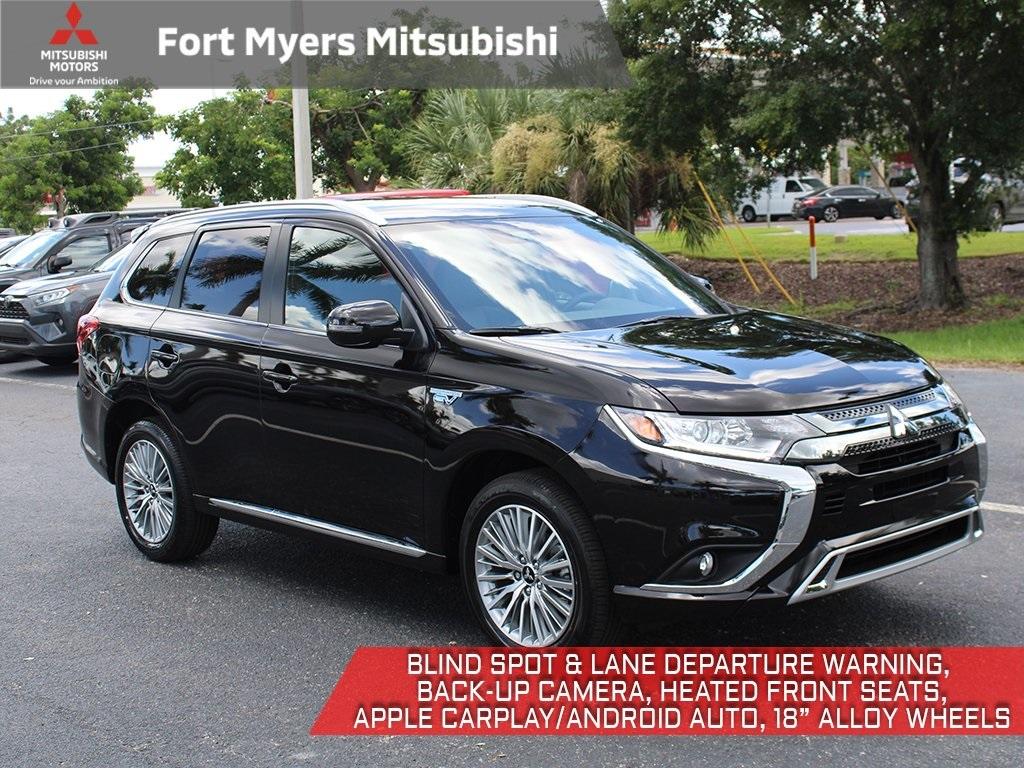 2022 Mitsubishi Outlander PHEV SEL