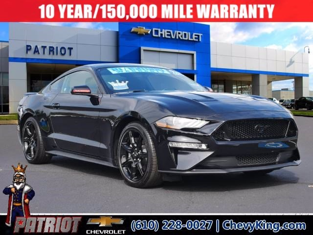 2020 Ford Mustang for sale at PATRIOT CHEVROLET OF LIMERICK