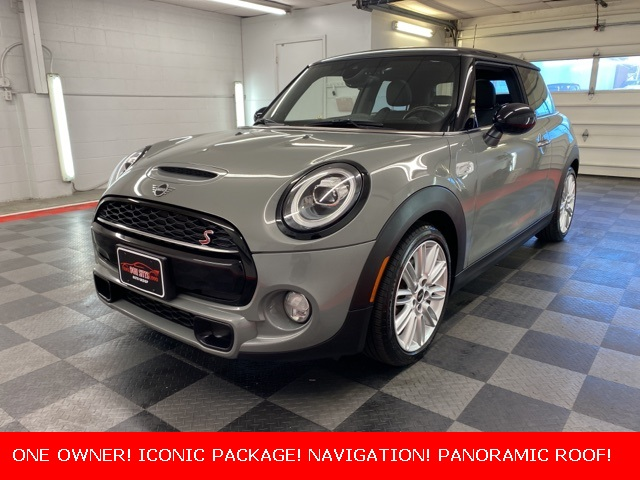 2019 MINI Cooper S Iconic for sale at Don Sitts Auto Group
