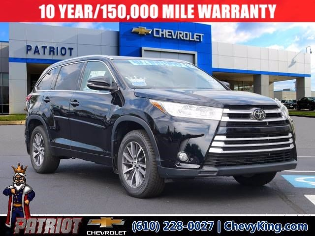 2018 Toyota Highlander for sale at Patriot Auto Group