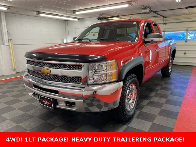 2013 Chevrolet Silverado 1500 LT for sale at Don Sitts Auto Group