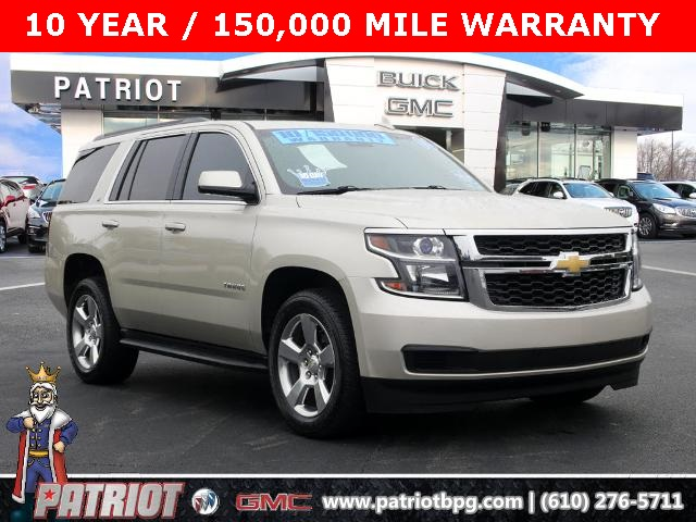 2016 Chevrolet Tahoe for sale at PATRIOT BUICK GMC OF BOYERTOWN
