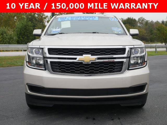 2016 Chevrolet Tahoe LT for sale at PATRIOT BUICK GMC OF BOYERTOWN