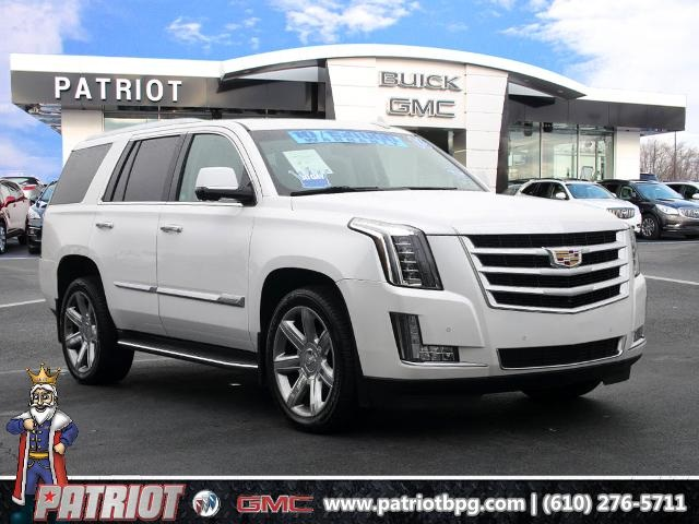 2016 Cadillac Escalade for sale at Patriot Auto Group