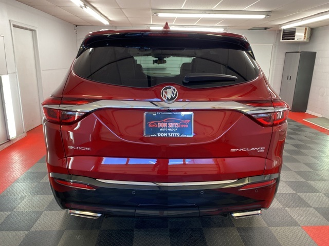 2018 Buick Enclave Premium Group for sale at Don Sitts Auto Group