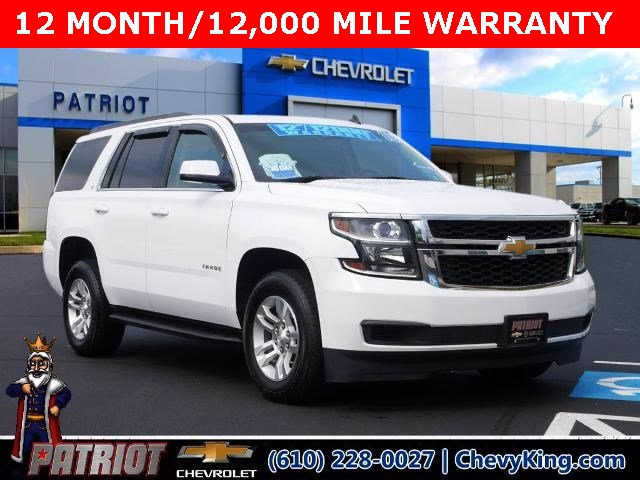 2015 Chevrolet Tahoe for sale at PATRIOT CHEVROLET OF LIMERICK