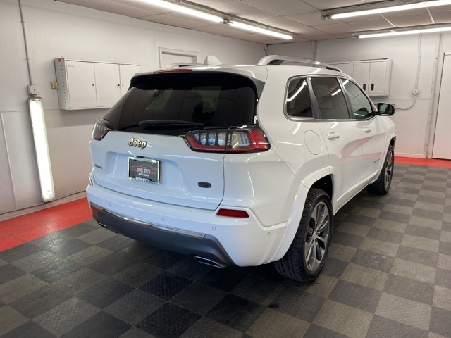 2019 Jeep Cherokee Overland for sale at Don Sitts Auto Group