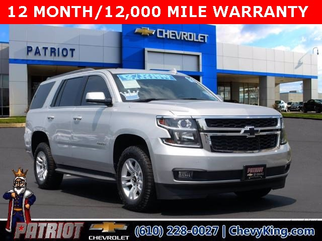 2016 Chevrolet Tahoe for sale at PATRIOT CHEVROLET OF LIMERICK