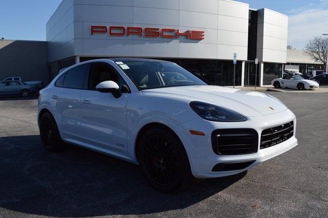 2021 Porsche Cayenne Coupe GTS