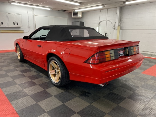 1989 Chevrolet Camaro IROC-Z for sale at Don Sitts Auto Group