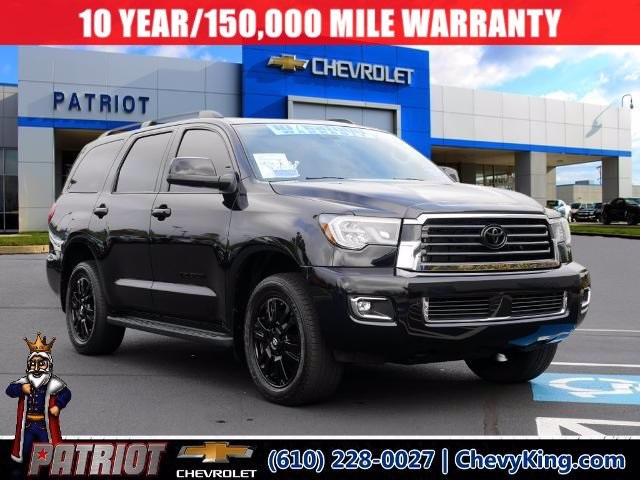 2020 Toyota Sequoia for sale at PATRIOT CHEVROLET OF LIMERICK