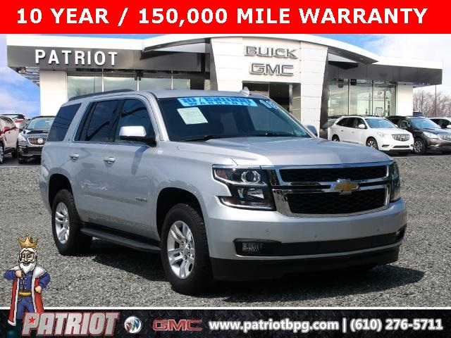 2018 Chevrolet Tahoe for sale at Patriot Auto Group
