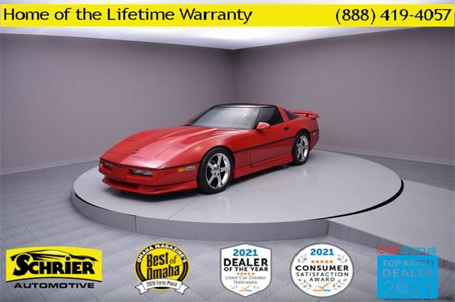 1986 Chevrolet Corvette Greenwood