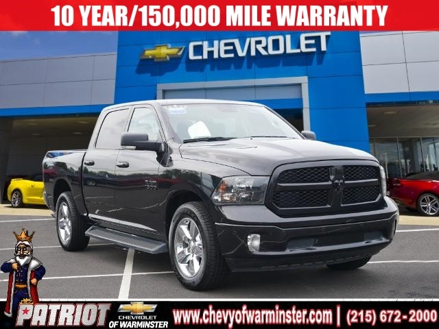 2018 Ram 1500 for sale at PATRIOT CHEVROLET OF WARMINSTER