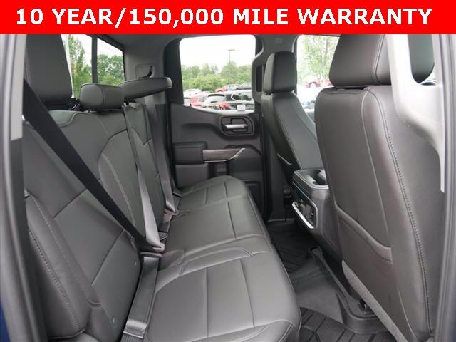 2019 Chevrolet Silverado 1500 LTZ for sale at PATRIOT CHEVROLET OF LIMERICK