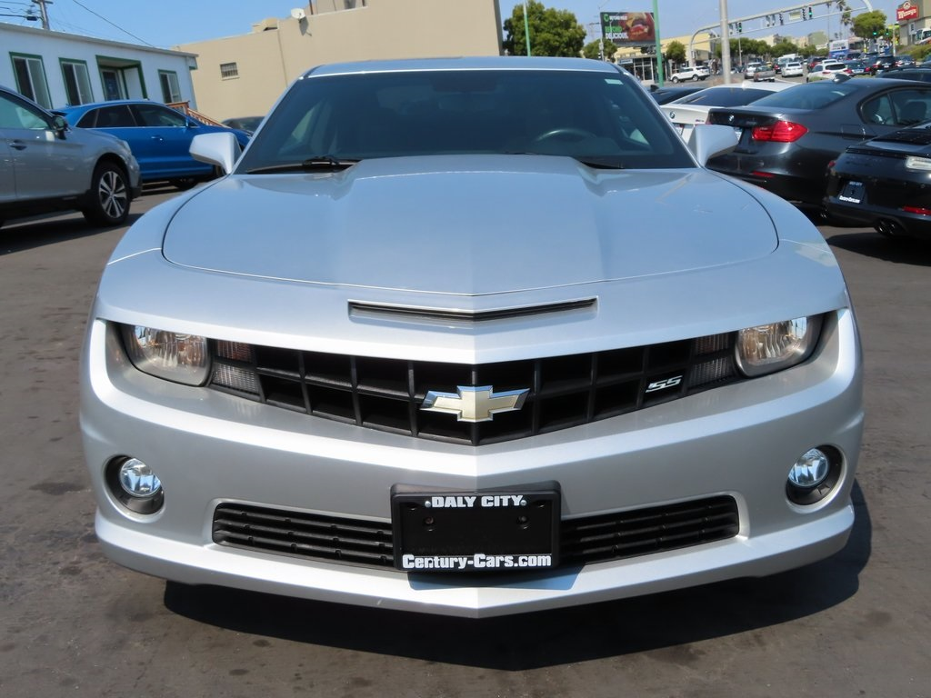 2011 Chevrolet Camaro SS 2D Coupe