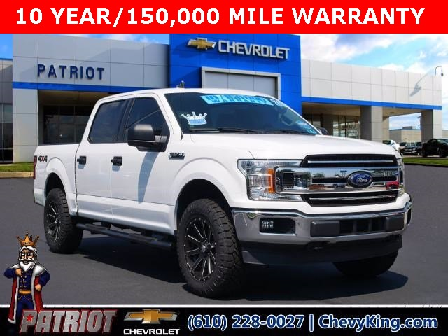 2020 Ford F-150 for sale at PATRIOT CHEVROLET OF LIMERICK
