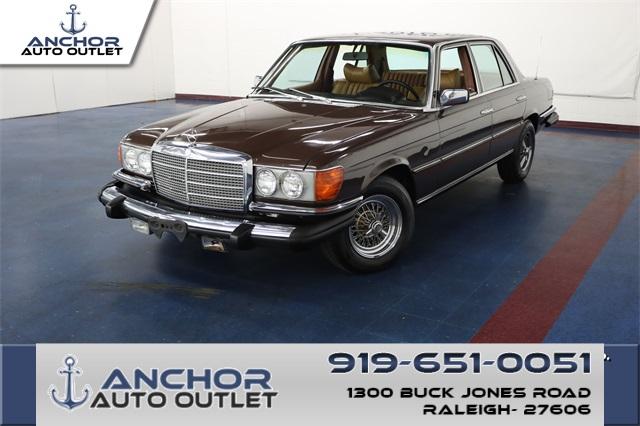 1980 Mercedes-Benz 300-Class CD
