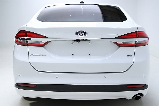 2017 Ford Fusion SE for sale at