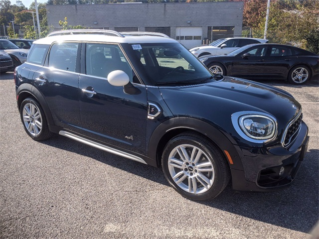 2018 MINI Cooper S Countryman Base