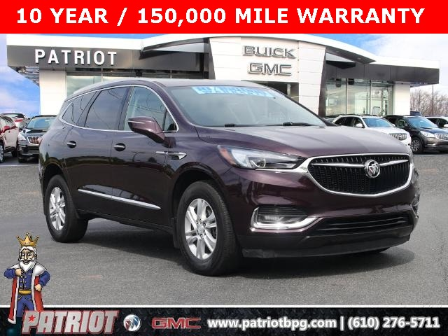 2019 Buick Enclave for sale at PATRIOT BUICK GMC OF BOYERTOWN