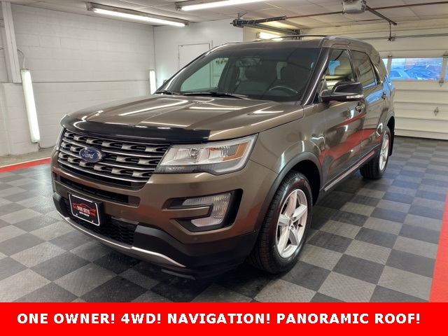 2016 Ford Explorer XLT for sale at Don Sitts Auto Group