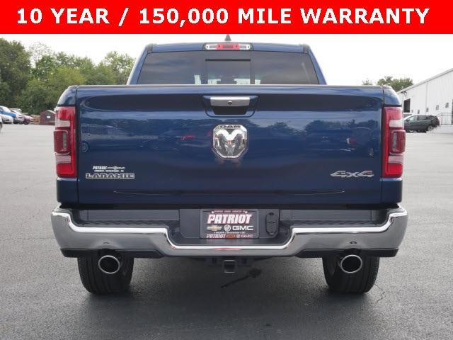 2020 Ram 1500 Laramie for sale at PATRIOT BUICK GMC OF BOYERTOWN