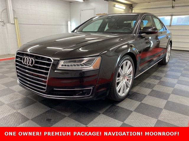2015 Audi A8 3.0T for sale at Don Sitts Auto Group