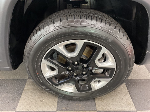 2018 Jeep Compass Trailhawk for sale at Don Sitts Auto Group