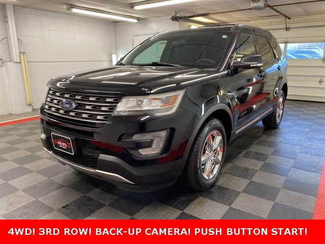 2017 Ford Explorer XLT for sale at Don Sitts Auto Group