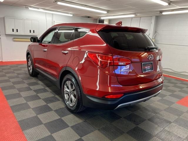 2016 Hyundai Santa Fe Sport 2.4 Base for sale at Don Sitts Auto Group