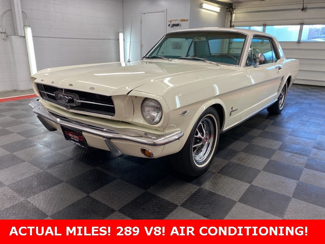 1965 Ford Mustang  for sale at Don Sitts Auto Group