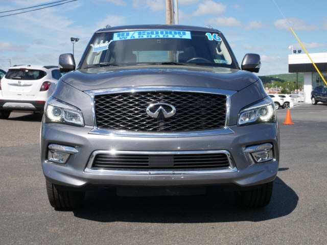 2016 INFINITI QX80 Base for sale at PATRIOT BUICK GMC OF BOYERTOWN