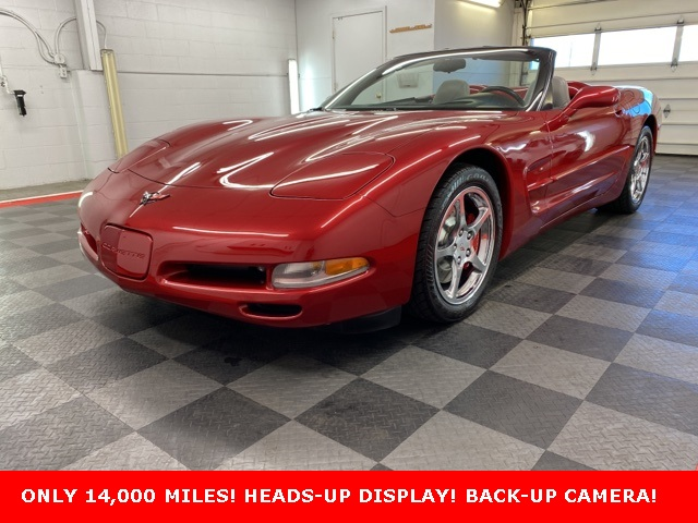 1999 Chevrolet Corvette Base for sale at Don Sitts Auto Group