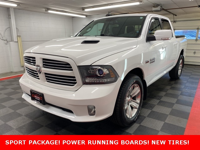 2016 Ram 1500 Sport for sale at Don Sitts Auto Group