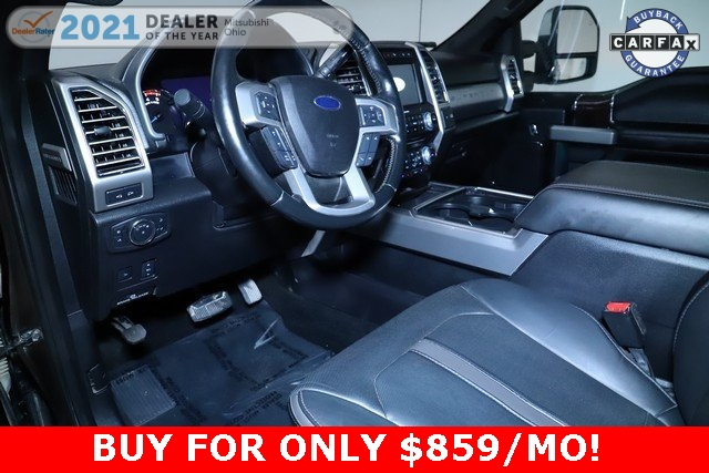 2017 Ford F-350SD Platinum for sale at Auto World Credit