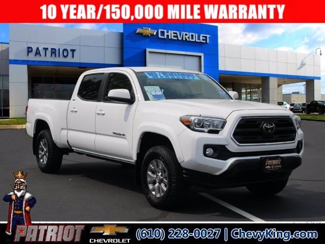 2018 Toyota Tacoma for sale at PATRIOT CHEVROLET OF LIMERICK