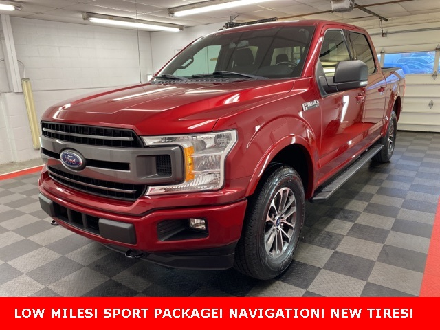 2018 Ford F-150 XLT for sale at Don Sitts Auto Group