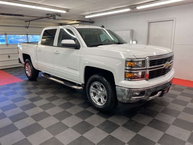 2015 Chevrolet Silverado 1500 LT for sale at Don Sitts Auto Group