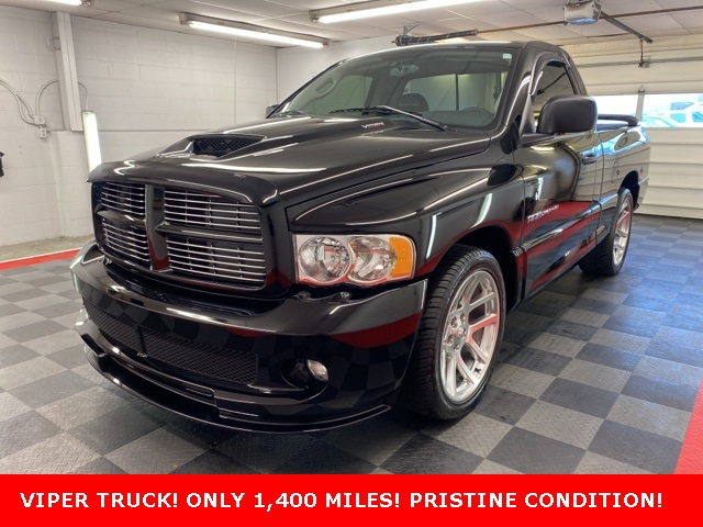2004 Dodge Ram 1500 SRT10 for sale at Don Sitts Auto Group