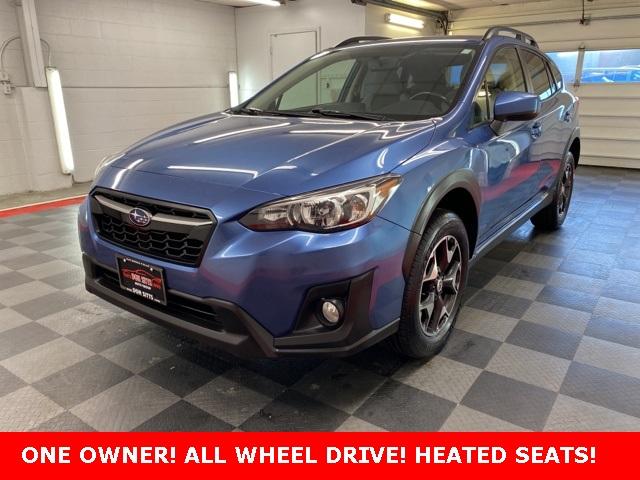 2018 Subaru Crosstrek 2.0i Premium for sale at Don Sitts Auto Group